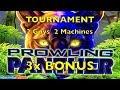 PROWLING PANTHER Slot Machine - SUPER BIG WIN BONUS - Slot Challenge @ Holland Casino - IGT Pokies
