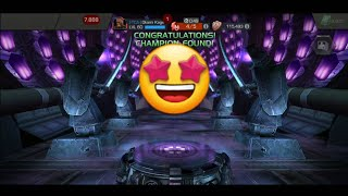 5x 5-Stars - MCOC Crystal Opening
