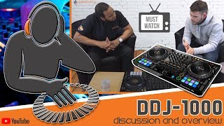 The BEST Pioneer DDJ-1000 Review on the Web! * MUST WATCH! *