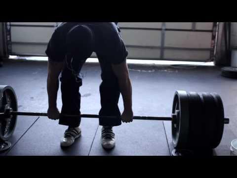 Guerrilla Fitness Promo