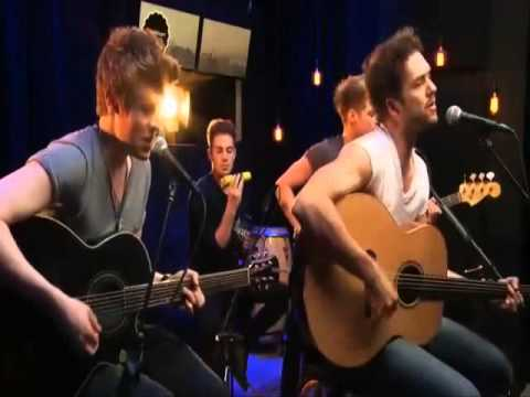 Lawson - Learn To Love Again( Livestream Sessions 29/01/2013) (official Video Music) live