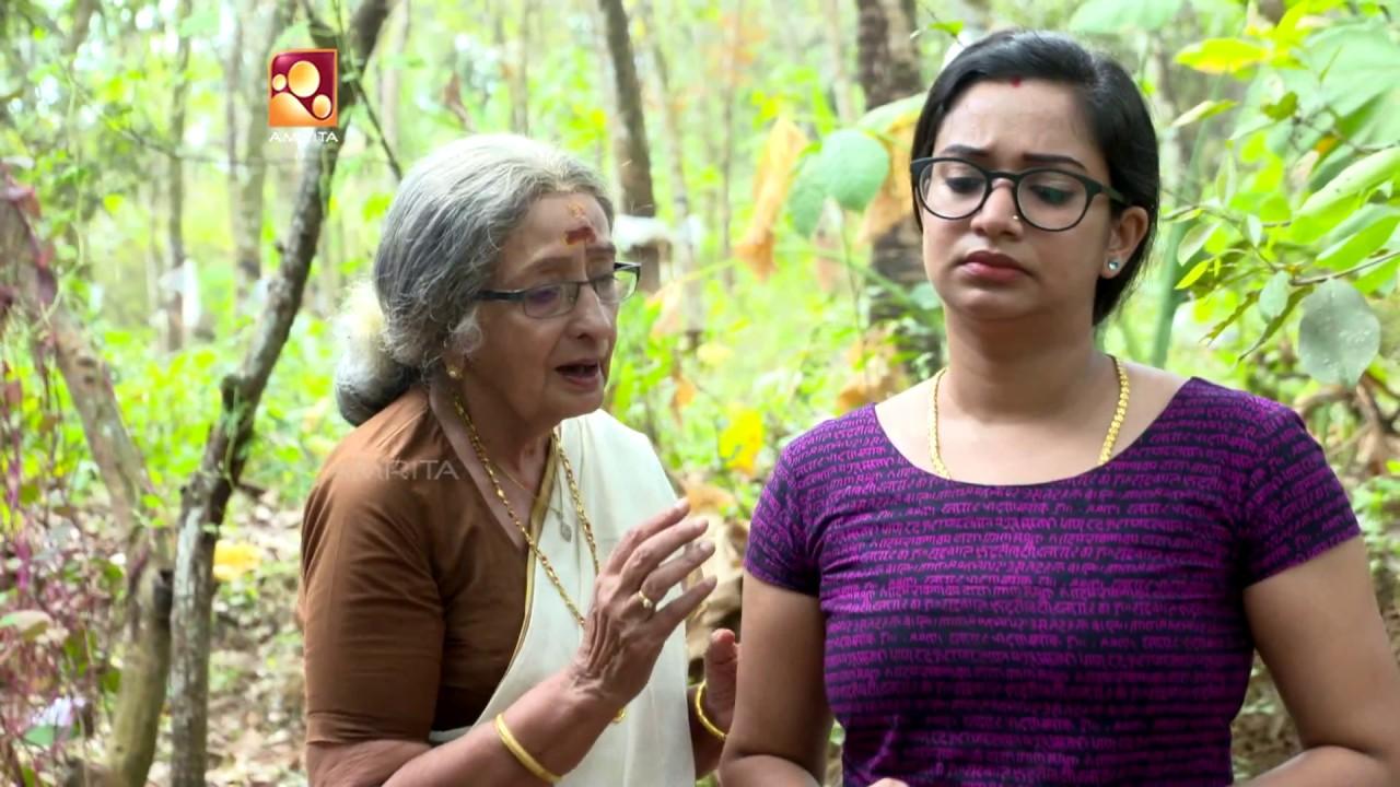 Decemberile Aakasham - Episode : #26 - ഡിസംബറിലെ ആകാശം - Malayalam Serial - Amrita Television