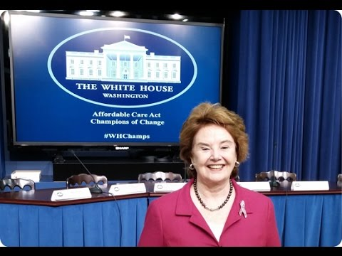 White House Honors PBCC President Pat Halpin-Murphy as 2014 Champion of Change