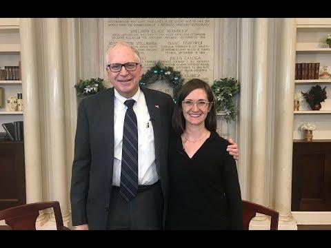 """""""Center for Parkinson Disease"""" with Sarah Cohen, PT, DPT"""