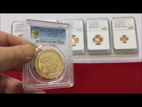 Mother Of All 2017 Sovereign Collections