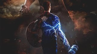 How CAPTAIN AMERICA wields MJOLNIR in AVENGERS ENDGAME