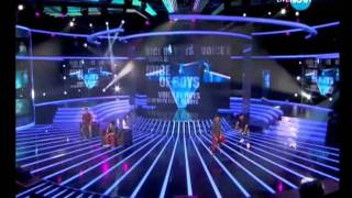 X Factor Bulgaria - Voice of Boys - Use Somebody