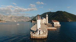 Wedding in Montenegro - Stine and Aidan