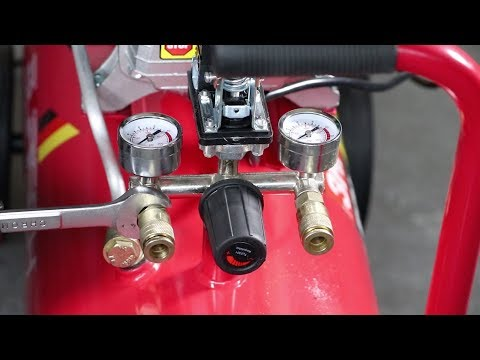 how-to-change-or-replace-regulator-manifold-on-air-compressor