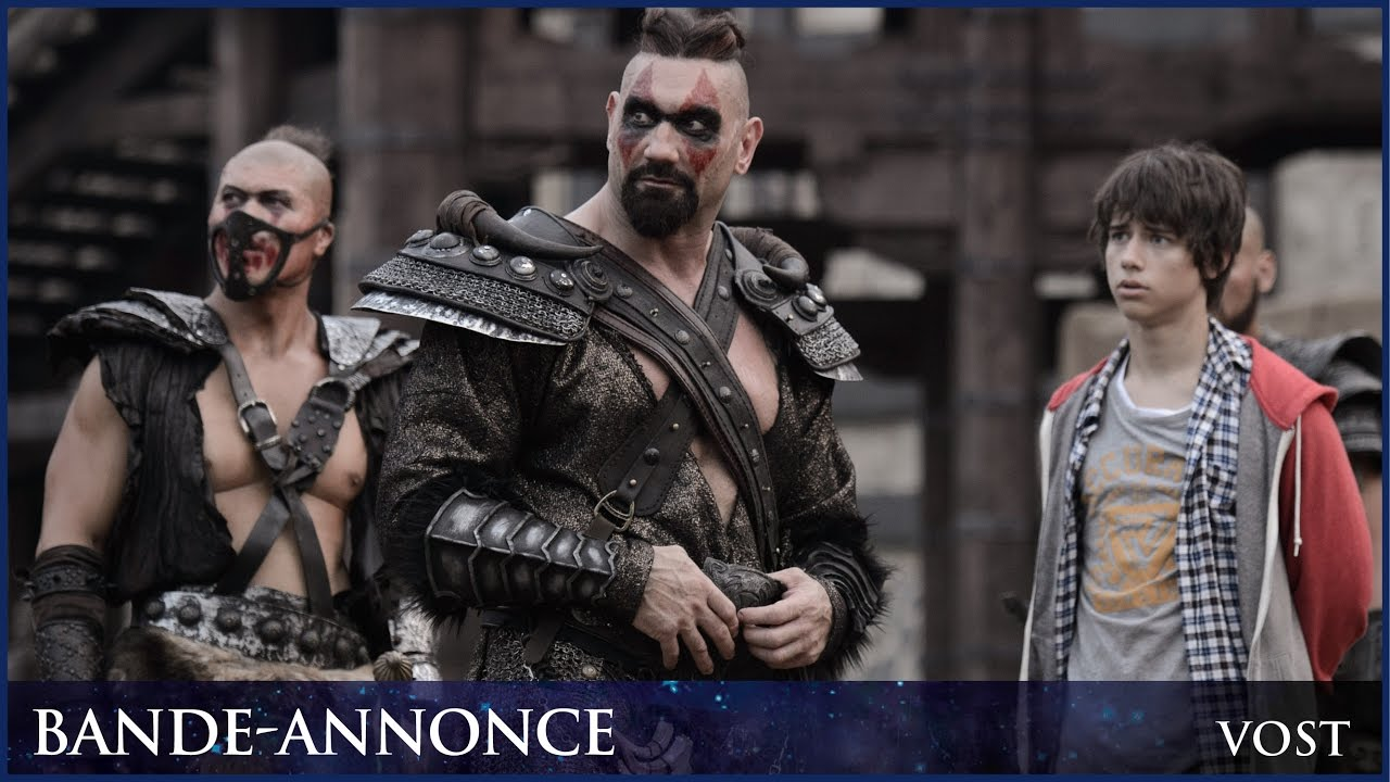 Download THE WARRIORS GATE - Bande-annonce officielle VOST [Mark Chao, Dave Bautista]