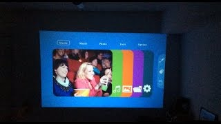 Mini Projector With HDMI Review