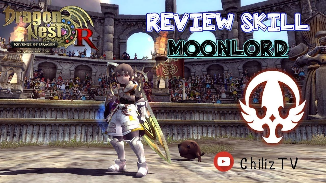 dragon nest moonlord
