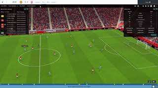 Football Manager 2017 - BPL 20161221 - Manchester United vs Stoke