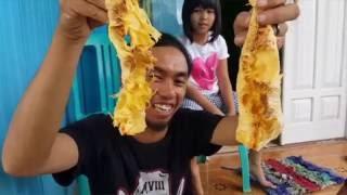 Kuliner Unik !!! Cara membuat Mandai Masakan Khas Kalimantan dari kulit Cempedak