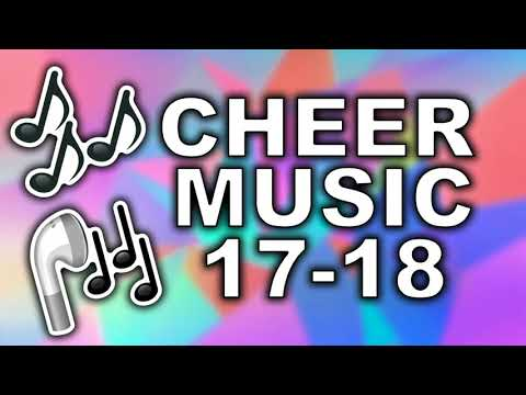 CHEER MUSIC 2017-2018