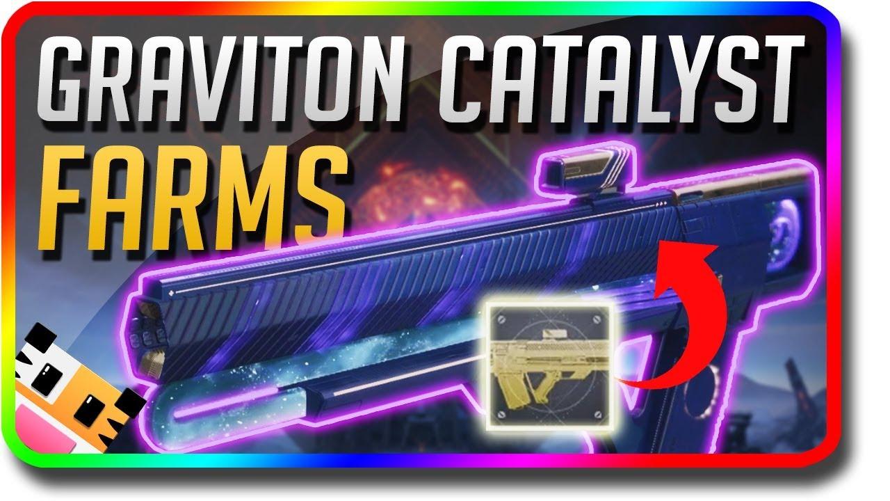 Destiny 2 - Graviton Lance Catalyst Fast Farm & Sunshot Catalyst Fast Farm  (Destiny 2 Easy Farm)