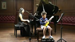 Ryan Yeh +Eve Chen 歡樂小毛驢