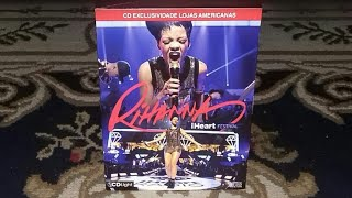 Unboxing Rihanna - Cd IheartRadio Festival (Digipack)