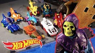 Skeletor vs Hot Wheels Street Beasts® | Hot Wheels®