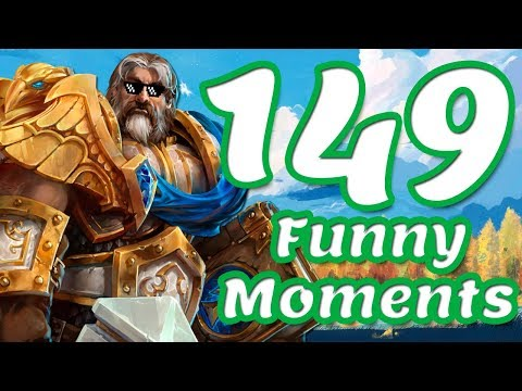 Heroes of the Storm: WP and Funny Moments #149