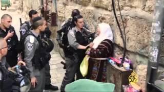 القدس - تقسيم الأقصى - الحديث عن تقسيم الأقصى