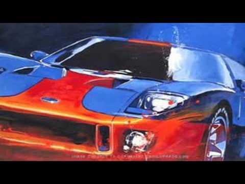 Ford Gt Designer Camilo Pardo Garage