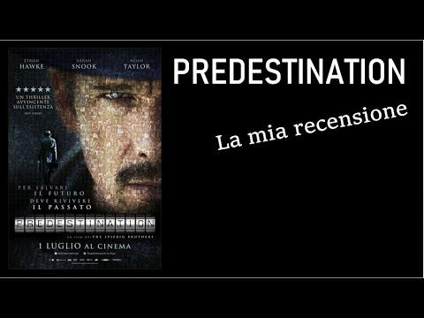 PREDESTINATION (2014) Di Michael Spierig E Peter Spierig - La Mia Recensione