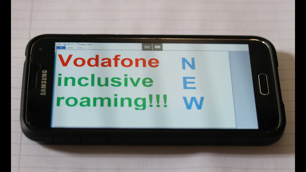 Vodafones new contract plans with inclusive free europe roaming vodafones new contract plans with inclusive free europe roaming data 2016 thecheapjerseys Image collections