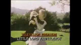 Little Lord Fauntleroy 1980 CBS Movie Promo