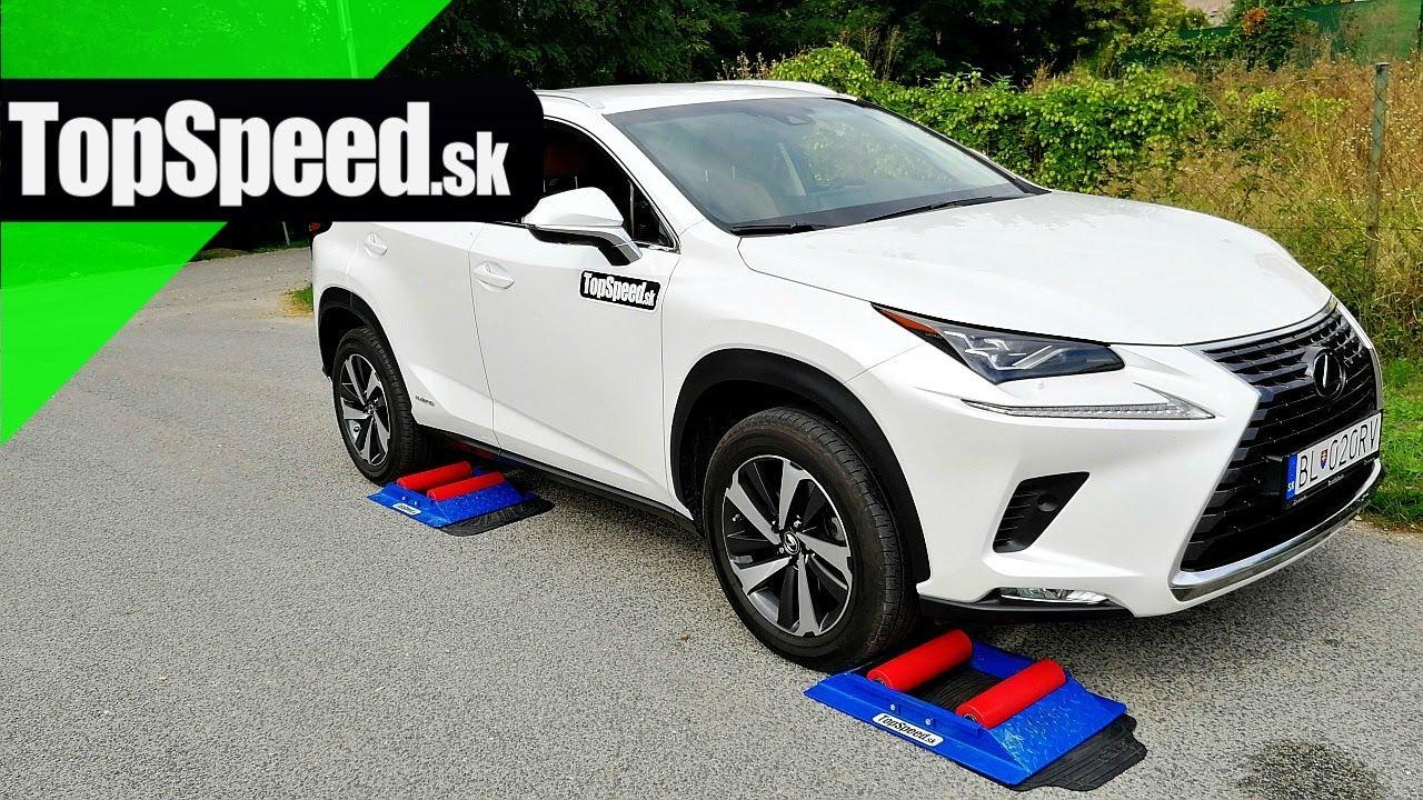 Lexus Nx300h 4x4 Intelligence Test Topspeed Sk Youtube