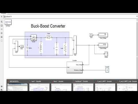 buck-|-boost-|-buck-boost-|-solar-pv-|-mppt-|-stand-alone-pv-system-|-pv-inverter