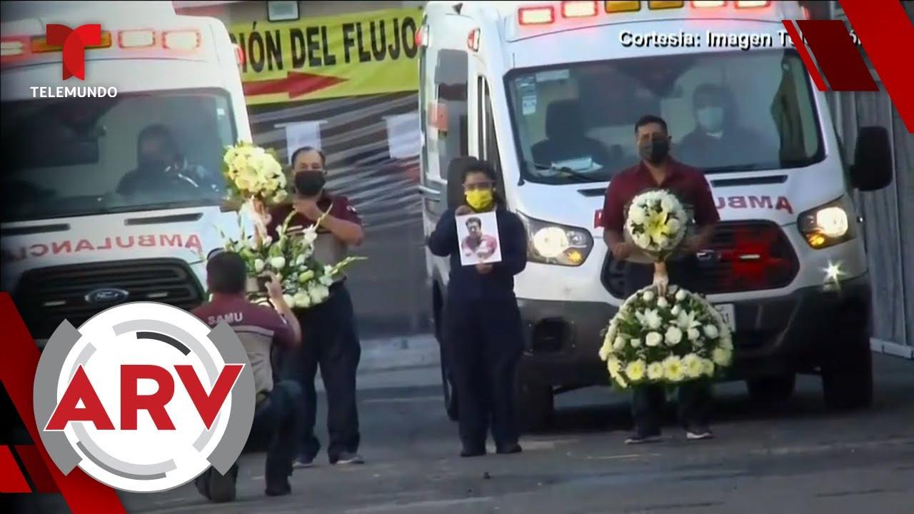 México está al borde de vivir la peor etapa del coronavirus | Al Rojo Vivo | Telemundo