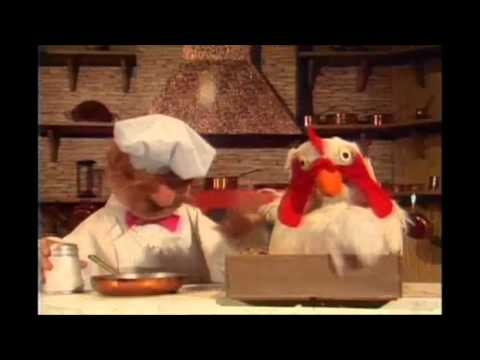 The Swedish Chef, Ping Pong Ball eggs HD