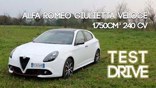 Alfa Romeo Giulietta Veloce Test Drive, la prova su strada.