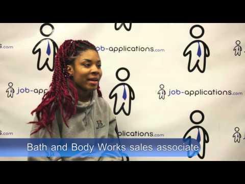 Bath & Body Works Interview - Sales Associate