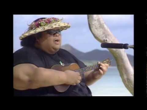 "White Sandy Beach - Performed by Israel ""IZ"" Kamakawiwo'ole"
