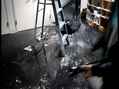BETTENDORF LIBRARY WATER DAMAGE