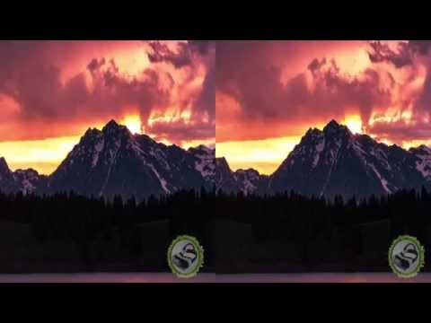 beautiful sun light 3d side by side virtual reality   3d-video-planet  