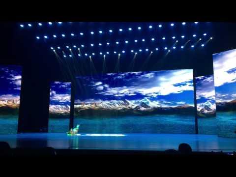 Beijing Tsinghua University Gala Night 2017 performance