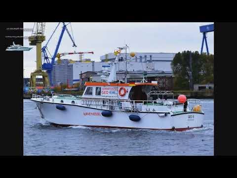 GEO X - Oceanographic ship - Germany  (Корабли и суда мира.Слайдшоу)
