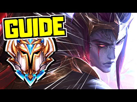 How to play Aphelios like a CHALLENGER | Aphelios Guide (League of Legends)