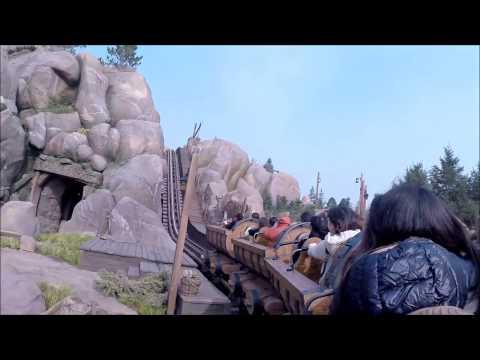 Seven Dwarfs Mine Train - Shanghai Disneyland - Shanghai Disney Resort