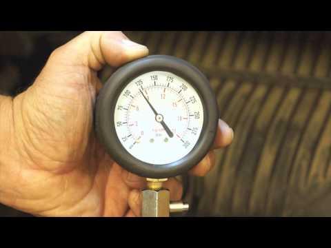 Lincos® MG50192 Petrol engine compression tester kit