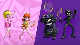 Mario Tennis Aces - Full Adventure Mode Walkthrough (All Challenges)