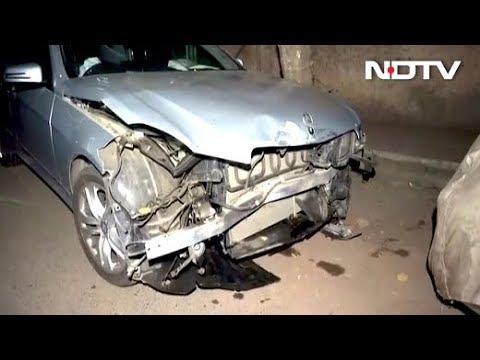 Mumbai में तेज रफ्तार Car ने राहगीर को रौंदा