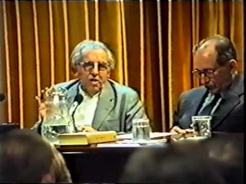 Gustavo Bueno y Manuel Fraijó: Filosofía de la Religión y Teología 2