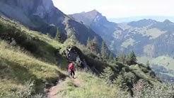 Swiss Hiking on Mt. Pilatus