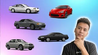 TOP 5 Cars to buy UNDER $10,000!