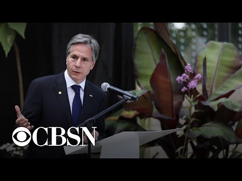 Secretary of State Antony Blinken talked climate, immigration and more on trip to Ecuador and Col…