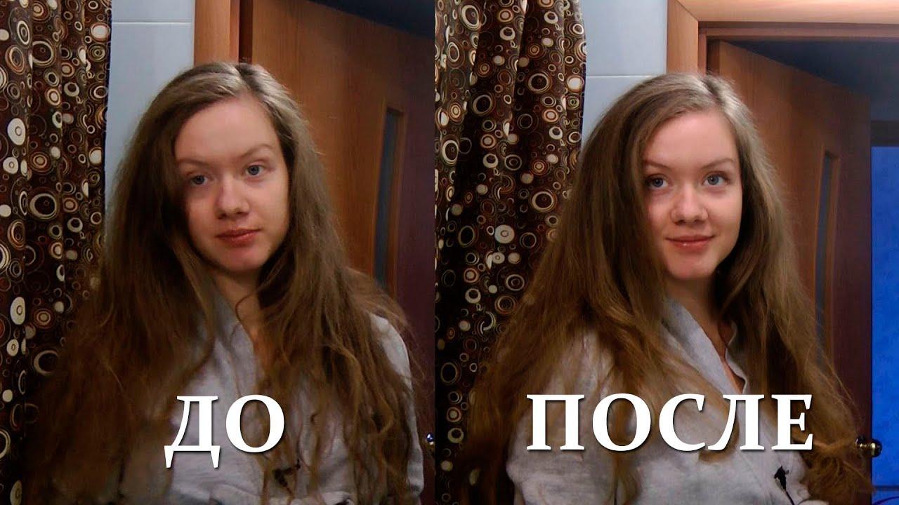 Укладка вьющихся волос в домашних условиях